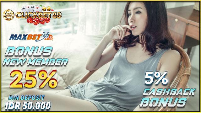 Daftar Akun Maxbet Casino Online Terbaik