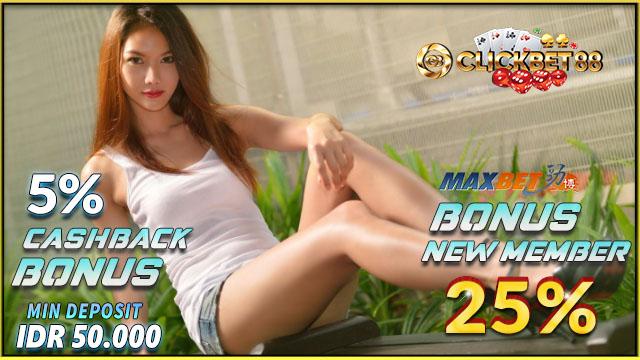 Maxbet Casino Online Terpercaya Sejak 2009